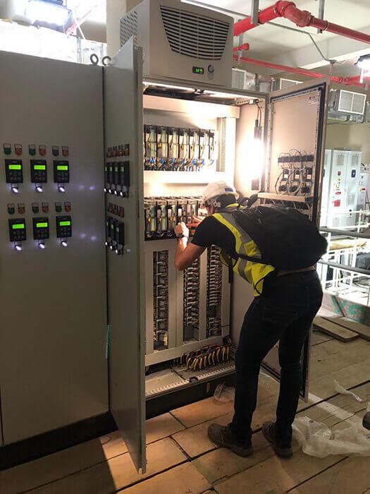 2BS Puesta en marcha y Optimización de instalaciones